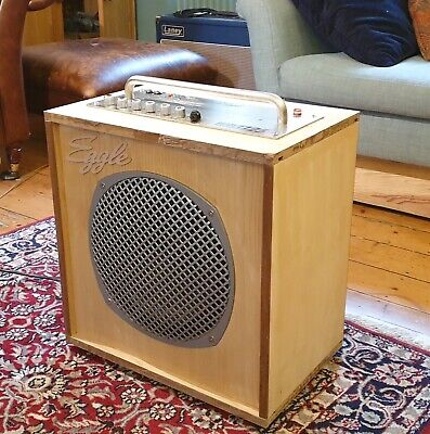 Boutique British UK Guitar Combo Prototype Class D Amp 125 Watts Attenuator
