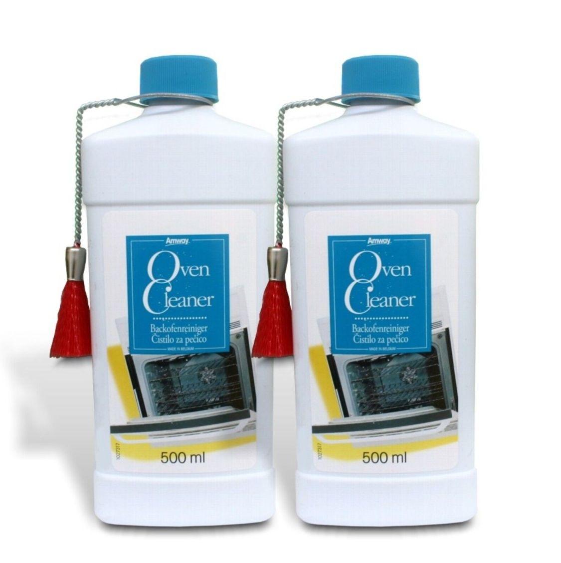 2 x AMWAY™ Backofenreiniger - Grillreiniger - Ofenreiniger - 2 x 500 ml =1000 ml