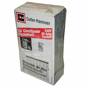 NEW EATON CUTLER HAMMER DPF222RP AIR CONDITIONER