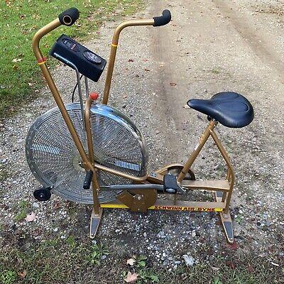 Exercise Bikes Vintage Schwinn
