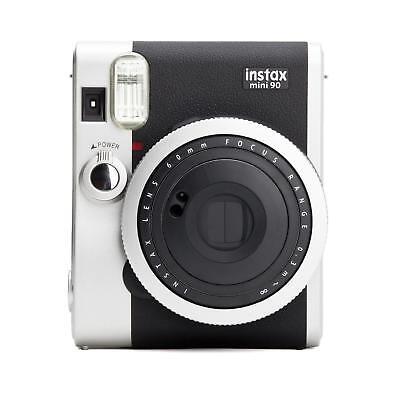 Fuji Instax Mini 90 neo classic Sofortbildkamera wie Polaroid Hochzeitskamera