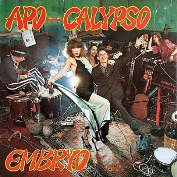 Embryo ‎– Apo Calypso 1977 APRIL-RECORDS 000010 Knast-Funk Jazz Krautrock LP NM