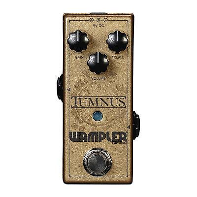 Wampler Tumnus Overdrive Boost Klone Pedal