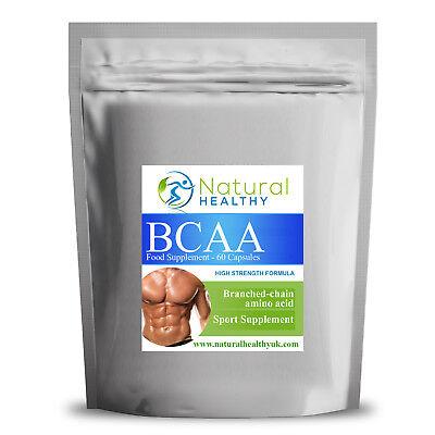 30 Bcaa Verzweigtkettige Aminosäuren Muskel Wachstum Stütze Fettarm und Stark
