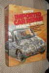 1979-1985 IMPORT SERVICE MANUAL SHOP BOOK BMW PORSCHE VW MERCEDES NISSAN DATSUN
