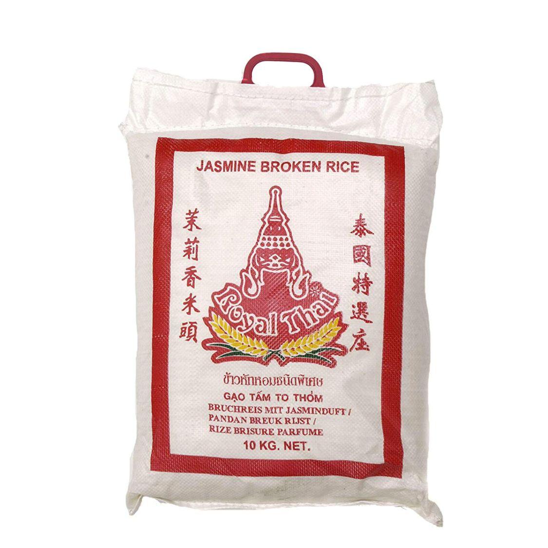 10 Kilo Royal Thai Bruchreis Jasminreis Jasmine Broken Rice Thai Hom Mali Broken