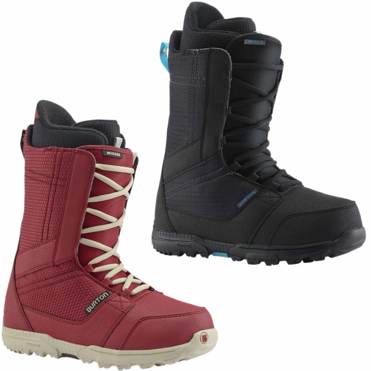 Burton Invader Herren Snowboardschuhe Snowboard Boots Snowboardboots Stiefel NEU
