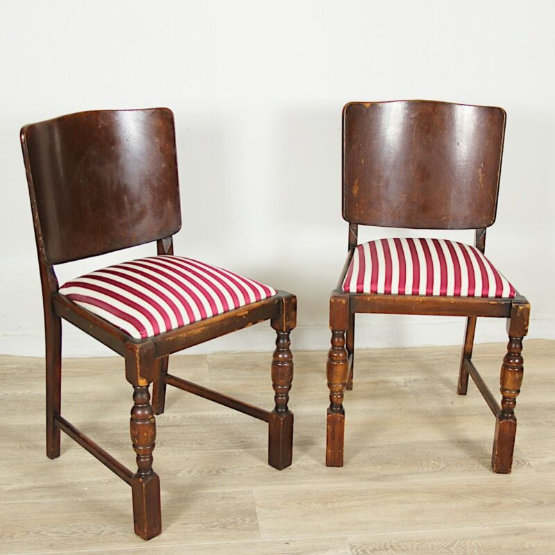 Le sedie anni '60 regalano un tocco vintage alle pareti domestiche e si adattano con facilità anche agli anbienti contemporanei. Coppia Di Sedie Vintage Anni 60 Sedia Vecchia In Legno Seduta Imbottita A Righe Ebay