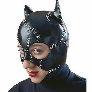 Catwoman Costume Mask Catwoman Mask Adult Classic Cat Woman Mask 12442