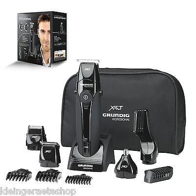 Grundig Haarschneider Bartschneider Körperhaartrimmer MT 8240 Wet&Dry abwaschbar