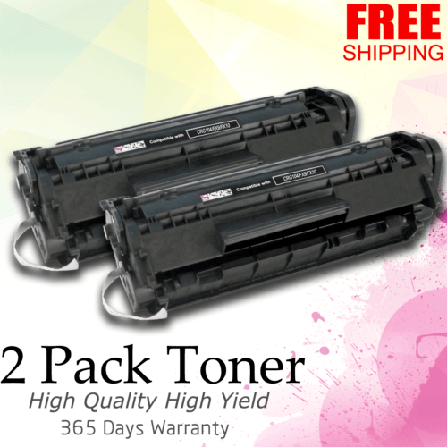 2PK C104 Toner Cartridge For Canon 104 L90,L120,D480 ...