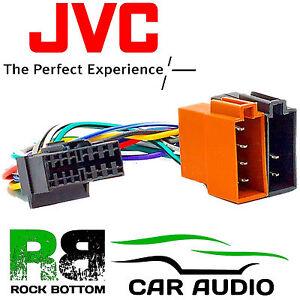 Jvc Ks Fx230 Model Car Radio Stereo 16 Pin Wiring Harness