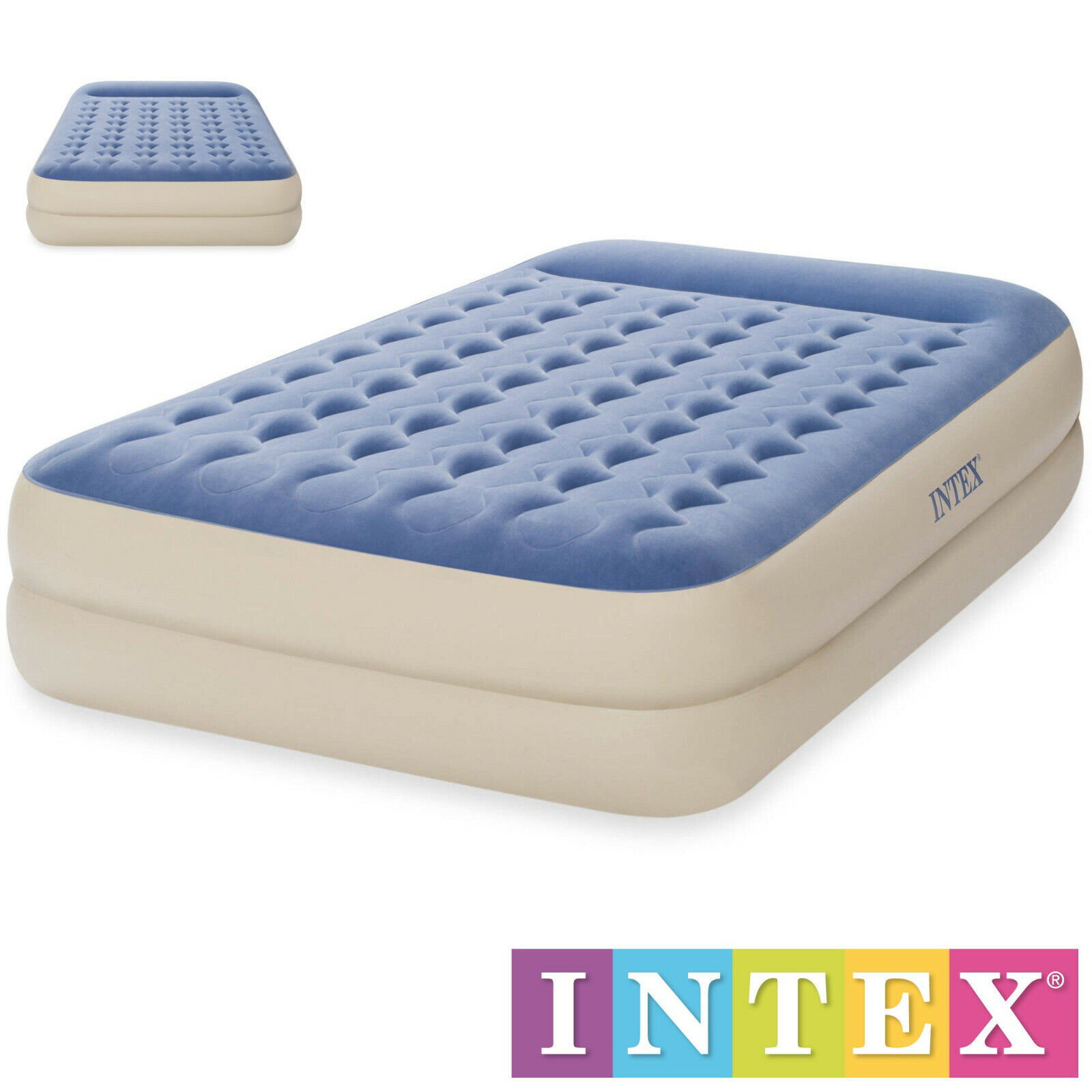 pillow top inflatable mattress online