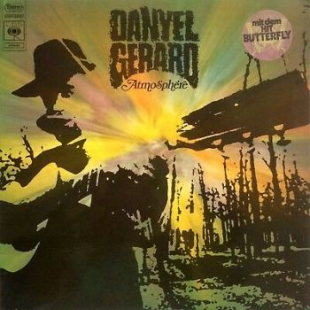 Danyel Gérard ‎– Atmosphère SEXOLOGIE Dope French Sitar Freak-Beat Psych Soul LP