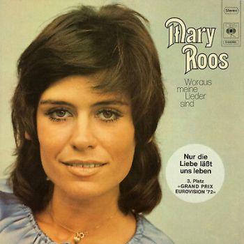Mary Roos – Woraus meine Lieder sind 1972 FEMALE VOCAL BOSSA BRAZIL SCHLAGER LP