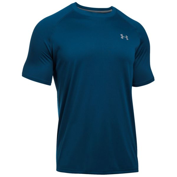 New Under Armour Tech Men's Athletic Short Sleeve T Shirt 1228539 All Colors 11