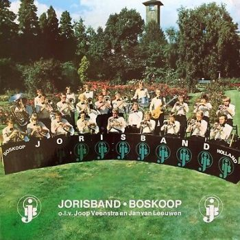 Jorisband Boskoop 1979 HAPPY BRASILIA James Last PRIVATE PRESS BIG BAND FUNK LP