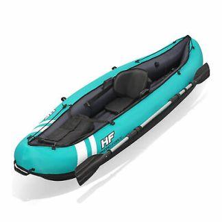 Bestway Hydro Force Ventura 9' Single Person Inflatable Kayak Set w/ Oar & Pump