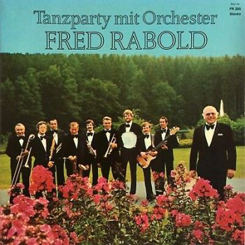 Orchester Fred Rabold ‎- Tanzparty mit Fred Rabold PSYCH LIBRARY FUNK LP MINT!