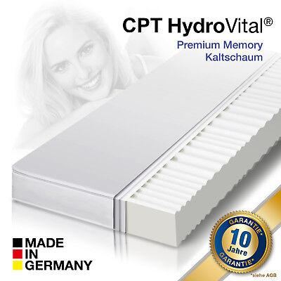 7 Zonen HydroVital 12 Wellness Komfort Marken Kaltschaum Matratze 140x200 H3