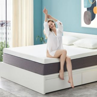 10 Inch Full Size Gel Memory Foam MattressWithCertiPUR-US Mattress 54*75*10