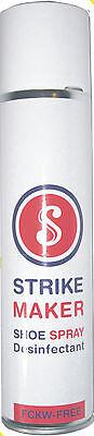 29,95€/L Schuhdeo Spray 400ml Schuh Deo Profi Anwendung Desinfektion Schuhspray