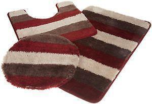 bath rug set   ebay