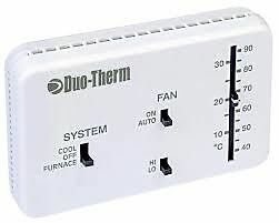 New Dometic Duo Therm Duo Therm Heat Cool Furnace