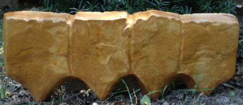 Concrete Edging Molds Ebay