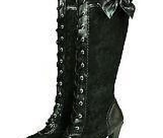 Gothic Victorian Boots