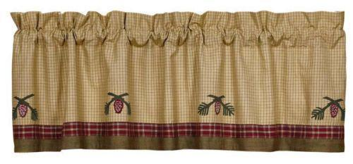 Pine Cone Curtains EBay