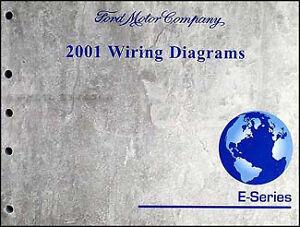 2001FordEconolineVanWiringDiagramManualClubWagon