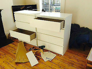 painting flat pack furniture