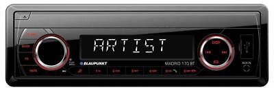 Blaupunkt Madrid 170 BT MP3-Autoradio Bluetooth USB SD AUX-IN