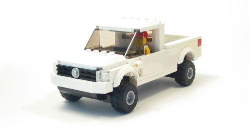 Lego Custom Truck EBay