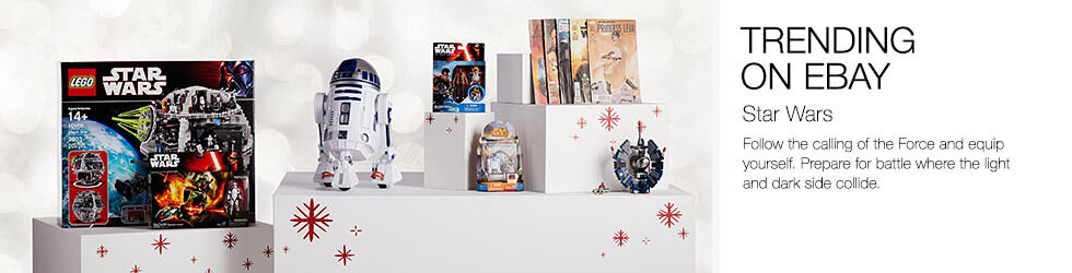 All Things Star Wars | Shop Now
