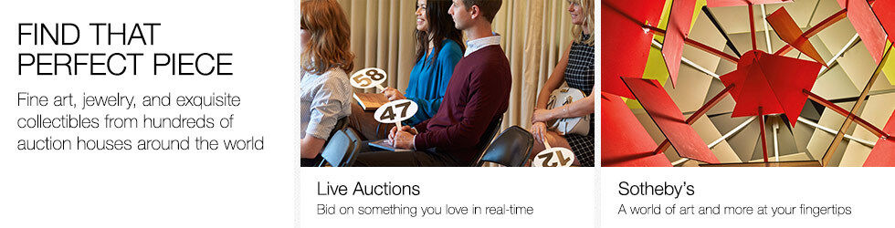Live Auctions  | Sotheby's