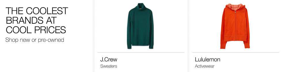 J. Crew Sweaters | Lululemon Activewear