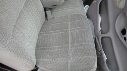 Front Bench Seat Ebay