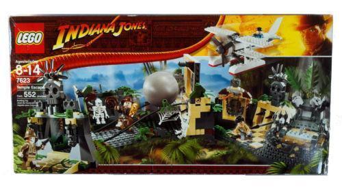 LEGO Indiana Jones New Vintage Sets Games 2 EBay