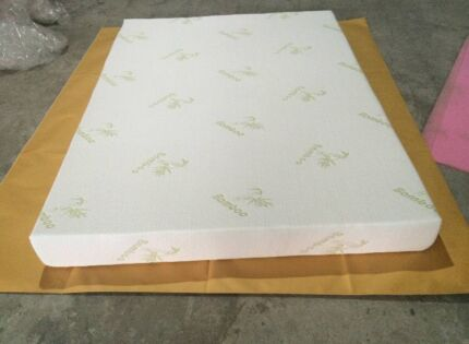 Memory Foam Mattress With Bamboo Fabric Washable Cover