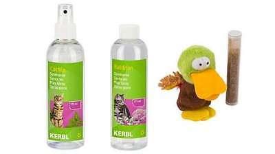 Katzenminze-Spray 175 ml Baldrian-Spray 175ml Plüschtier Catnip Katzenspielzeug