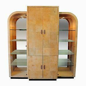 Art Deco Cabinet   eBay Art Deco China Cabinet