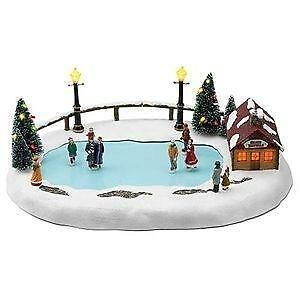 Christmas Skating Ponds