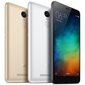Xiaomi Redmi Note 3 Dual 16GB 2GB Mix Color with Manufacturer Warranty &Vat Bill