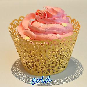 Cupcake Wrappers Cake Decorating EBay