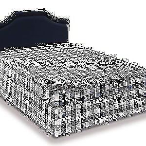 Brand New Factory Wred Free Local Delivery Oriel Double Bed Base Mattress