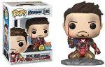 Funko Pop! Avengers Endgame: I Am Iron Man Glow-in-The-Dark Exclusive Figure