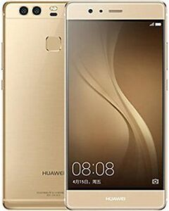 "New Imported Huawei P9 Plus 64GB 4GB 5.5"" 12MP 8MP Gold"