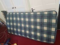 Single Mattress Used But In Good Condition For